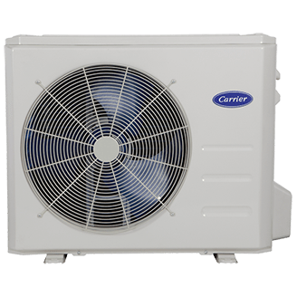 Carrier 38MHRQ ductless sytem.