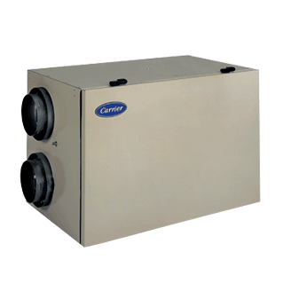 Carrier ERVXXLHB1200 ventilator.