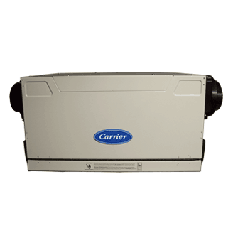 Carrier HRVXXSHB1100 ventilator.