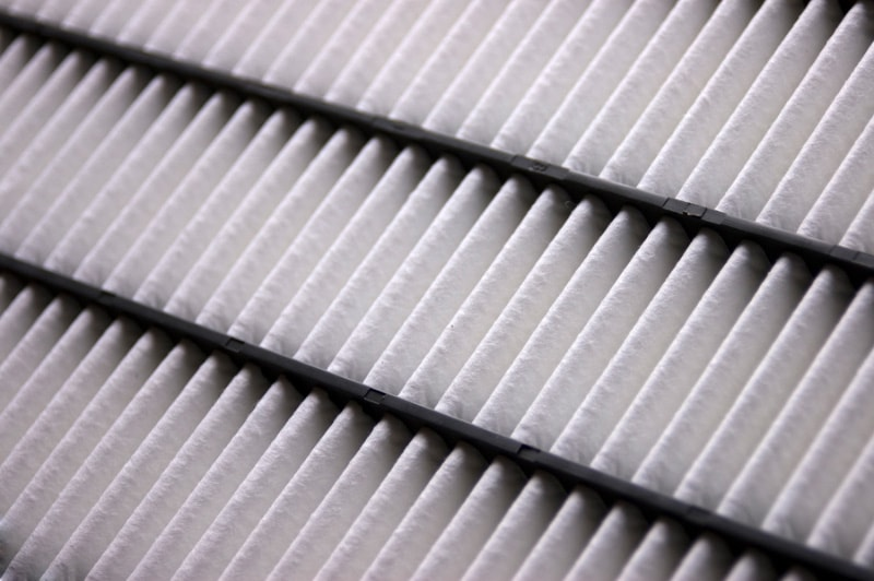 Furnace Filter Close-Up